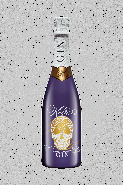 Keller's Plum Gin