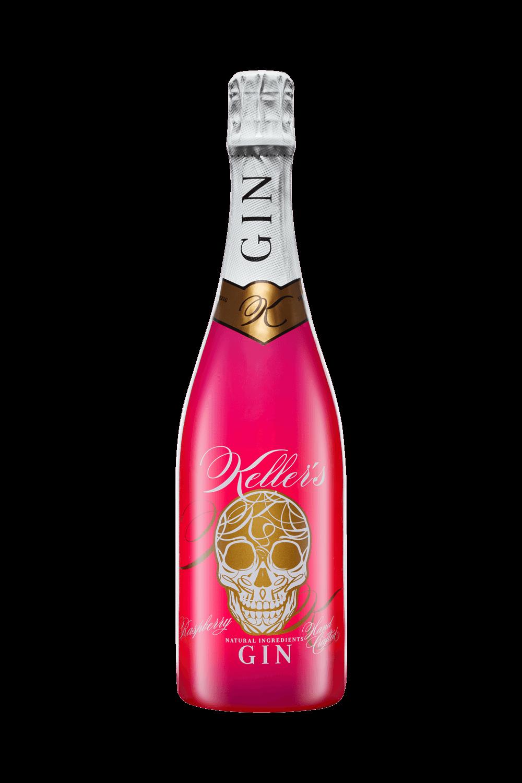 Keller's Raspberry Gin
